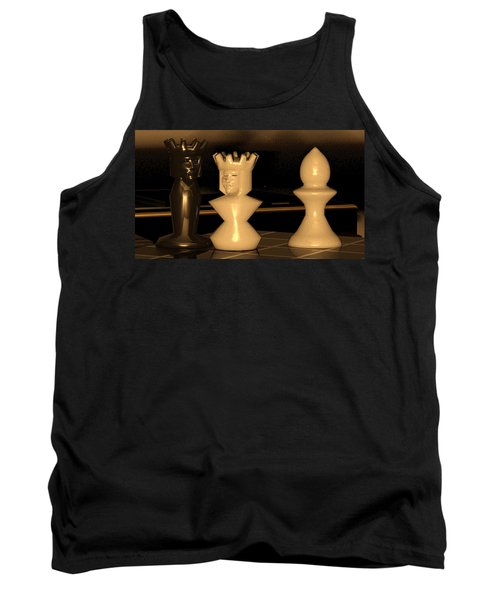 Damianos Bishop Mate Tank Top
