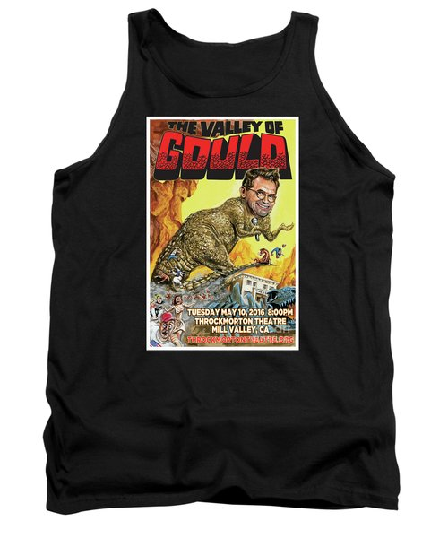 Dana Gould At The Throckmorton Theatre Tank Top by Mark Tavares