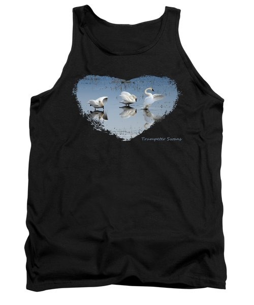Dance Of The Trumpeters 4 Tank Top