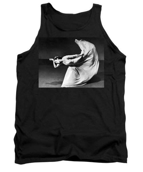 Dancer Martha Graham Tank Top
