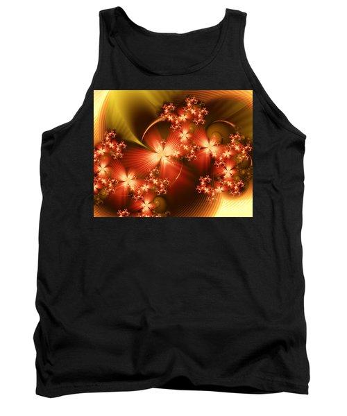 Dancing In Autumn Tank Top