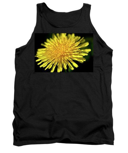 Dandelion Flower Tank Top