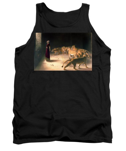 Daniel's Answer To The King Tank Top