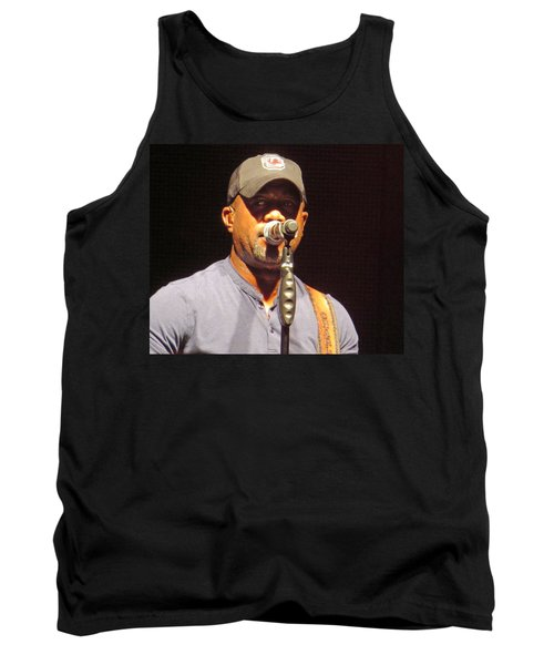 Darius Rucker Live Tank Top