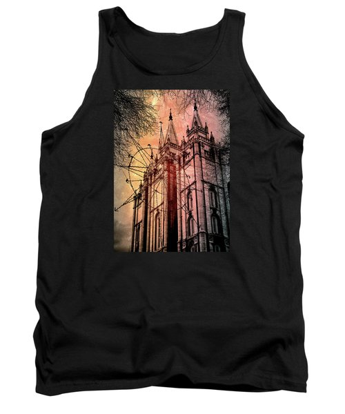 Dark Temple Tank Top