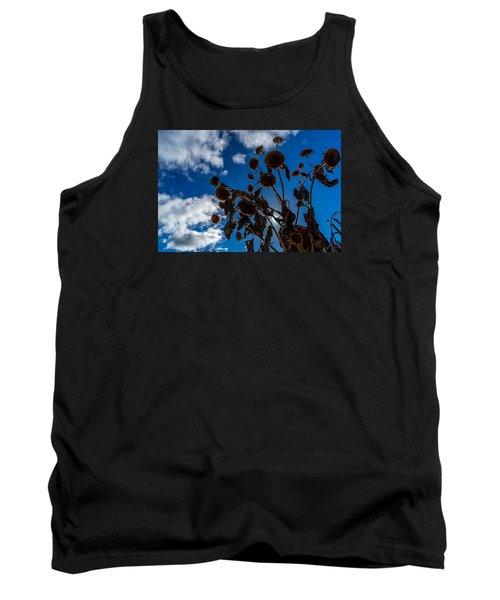 Darkening Skies Tank Top by Derek Dean