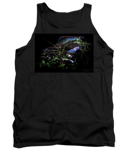 Datsun Treehouse Tank Top