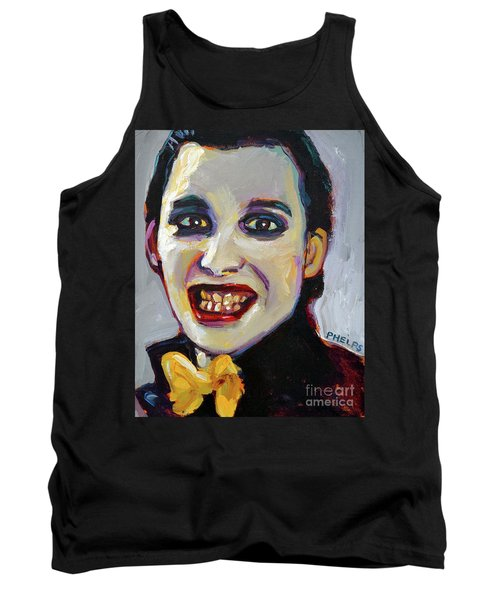 Dave Vanian Of The Damned Tank Top