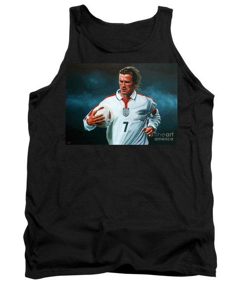 David Beckham Tank Top