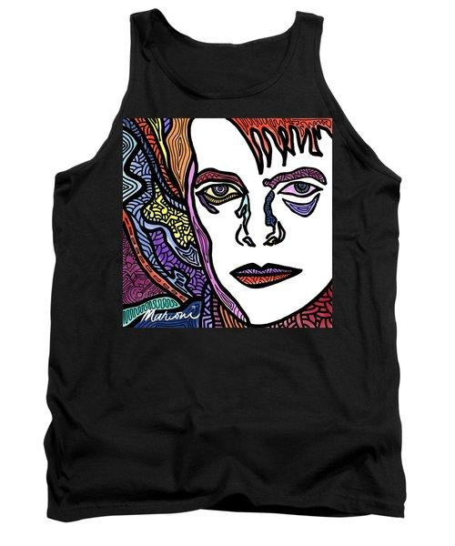 David Bowie Legacy Tank Top
