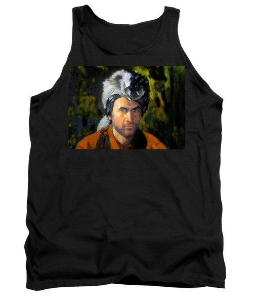 Davy Crockett Tank Top