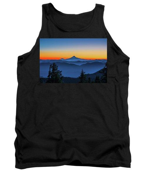 Dawn On The Mountain Tank Top