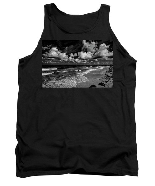 Day At The Beach Tank Top
