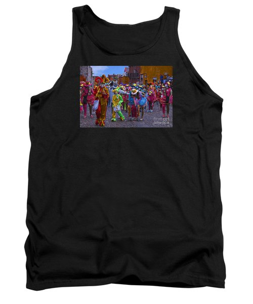 Tank Top featuring the photograph Day Of The Crazies 2013 by John  Kolenberg
