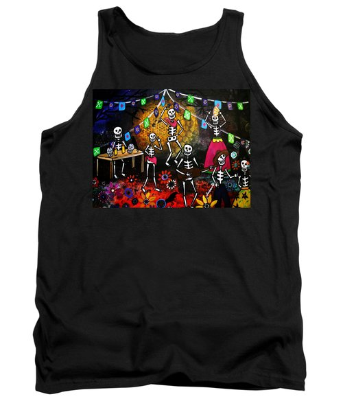 Day Of The Dead Festival Tank Top