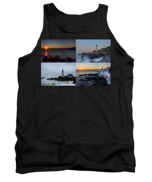 Day Or Night In Any Season Tank Top