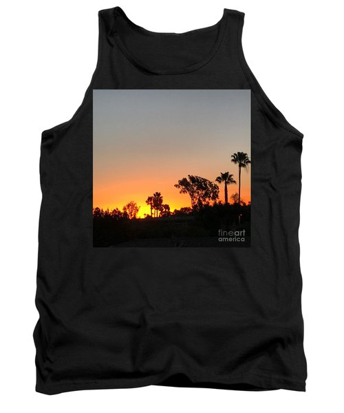 Tank Top featuring the photograph Daybreak by Kim Nelson