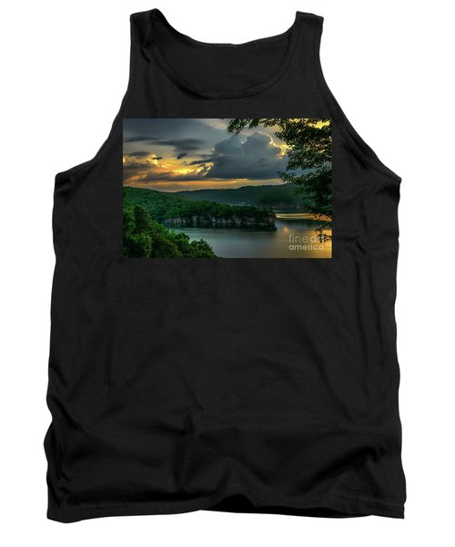 Daybreak Over Long Point Tank Top