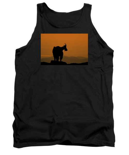 Tank Top featuring the photograph Day's End by Gary Lengyel