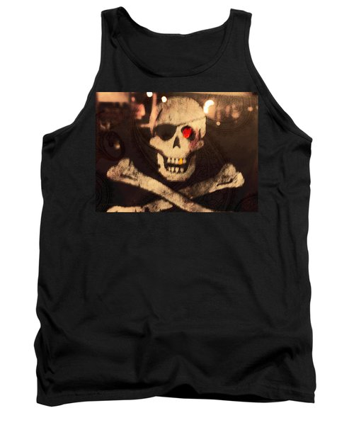 Dead Man's Chest Tank Top