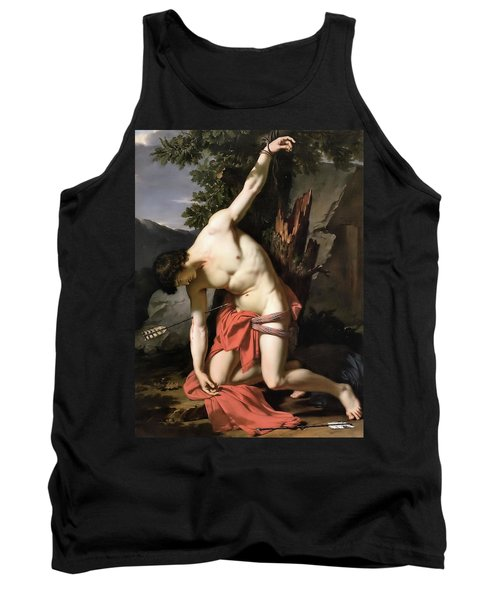 Death Of Saint Sebasian Tank Top
