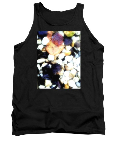 Decaying Leaves Tank Top