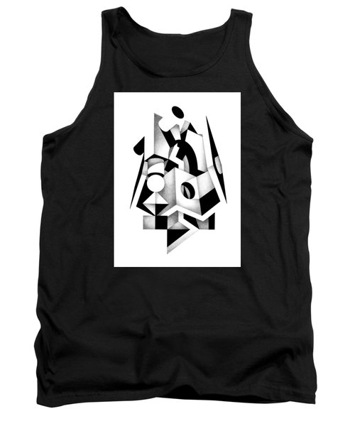 Decline And Fall 1 Tank Top