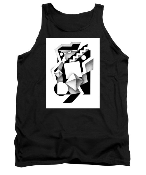Decline And Fall 13 Tank Top