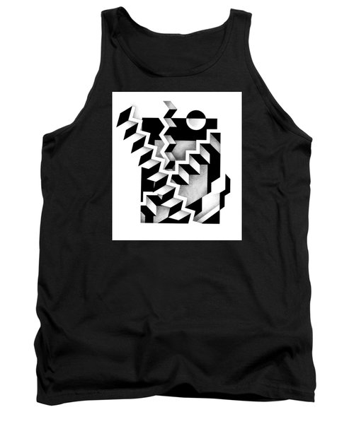 Decline And Fall 14 Tank Top