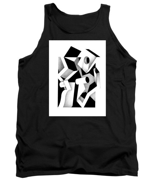 Decline And Fall 17 Tank Top