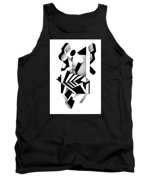 Decline And Fall 21 Tank Top