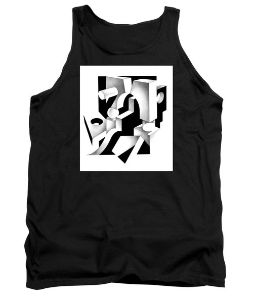 Decline And Fall 5 Tank Top