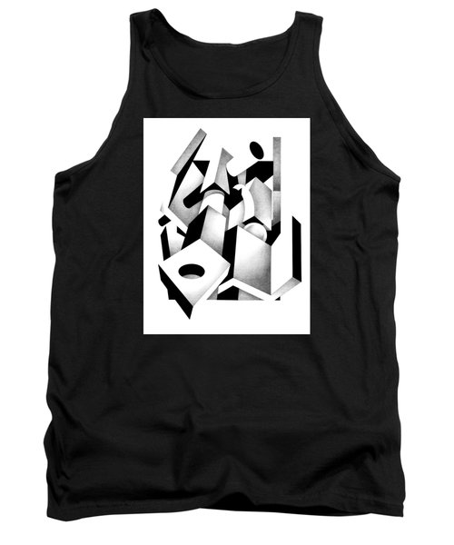 Decline And Fall 6 Tank Top