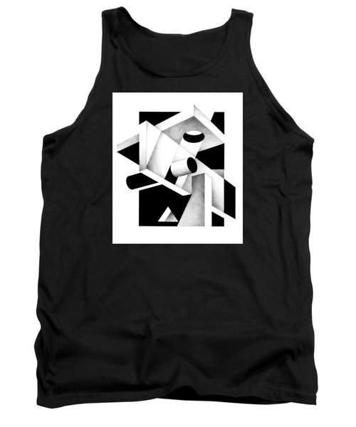 Decline And Fall 7 Tank Top
