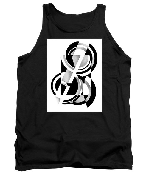 Decline And Fall 9 Tank Top