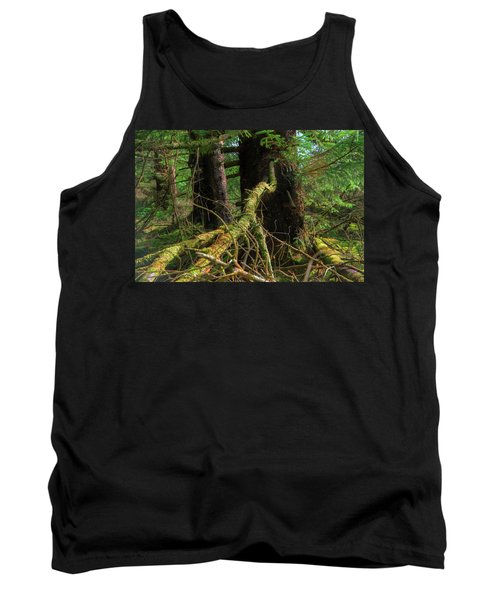Deep In The Woods Tank Top