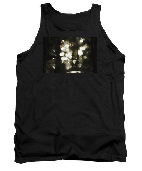Tank Top featuring the photograph Deep In Woods by Yulia Kazansky