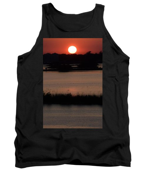 Deep Louisiana Tank Top by John Glass