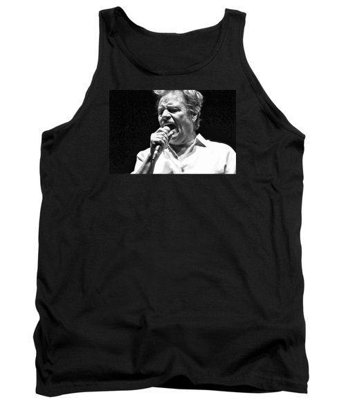 Delbert Mcclinton Sings The Blues Tank Top