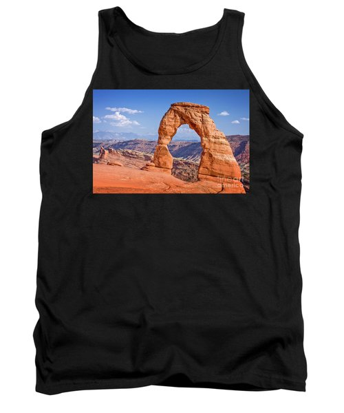 Delicate Arch Arches National Park Tank Top