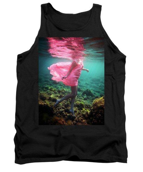 Delicate Mermaid Tank Top