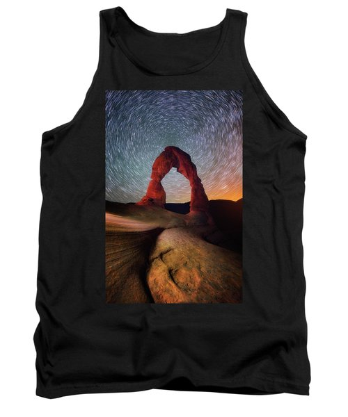 Tank Top featuring the photograph Delicate Spin by Darren White
