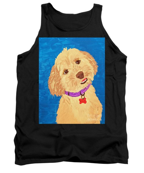Della Date With Paint Nov 20th Tank Top
