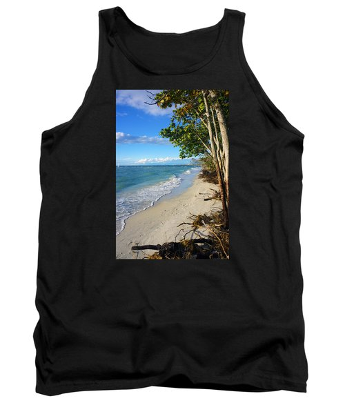 Delnor Wiggins Pass State Park Tank Top