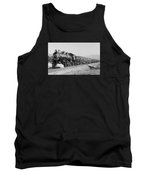 Deluxe Overland Limited Passenger Train Tank Top
