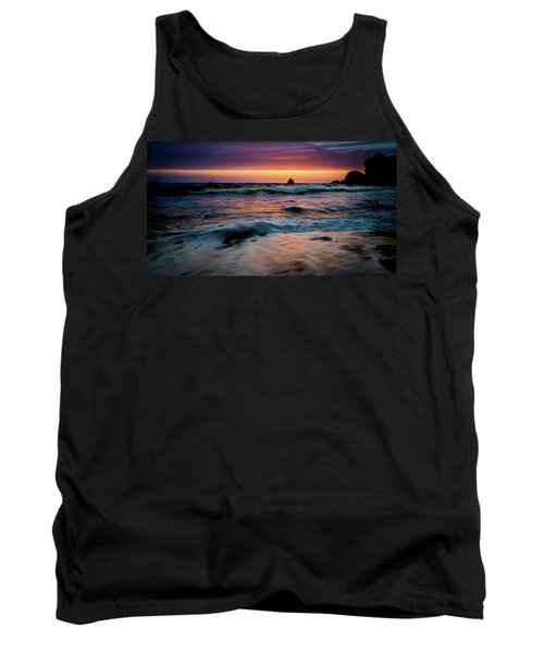 Demartin Beach Sunset Tank Top