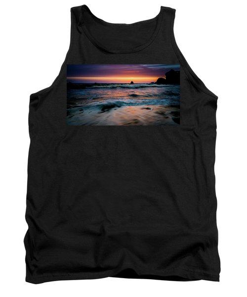 Demartin Beach Sunset Tank Top