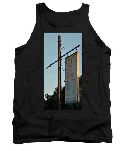 Dental Services Tank Top