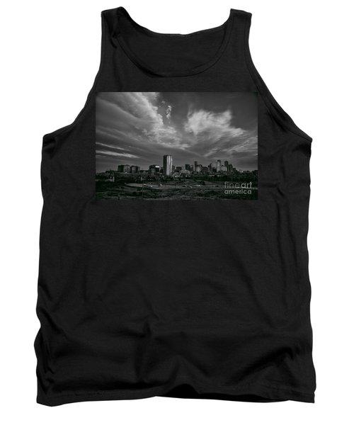 Denver Skyline Tank Top