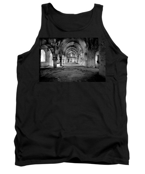 Derelict Cypriot Church. Tank Top